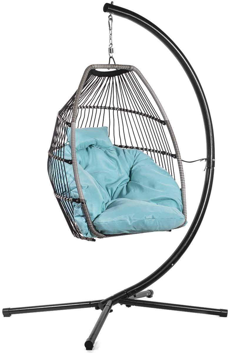 Barton Deluxe Hanging Egg Chair