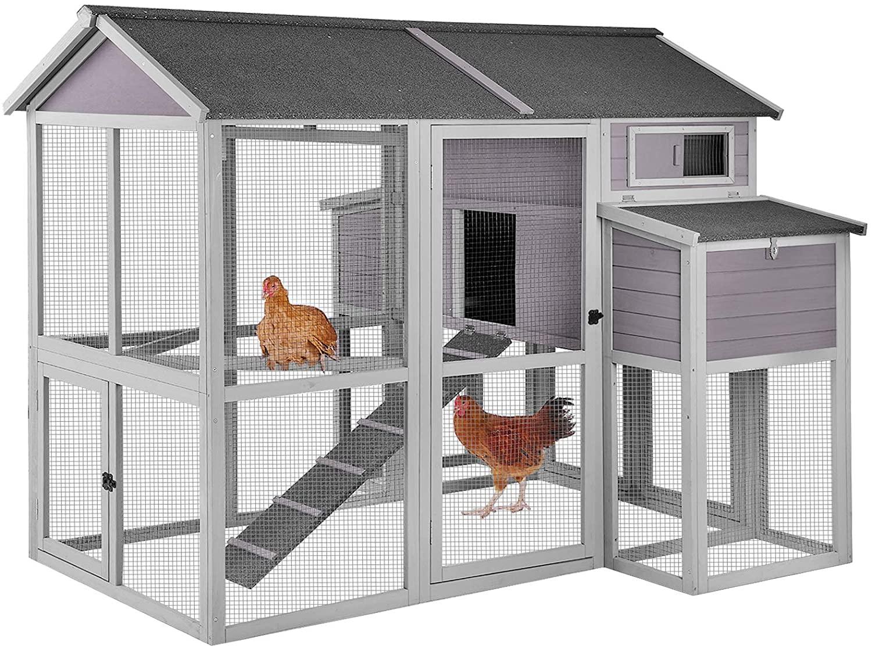 Aivituvin Store Chicken Coop - The Best Walk-In Chicken Coops for Your Flock