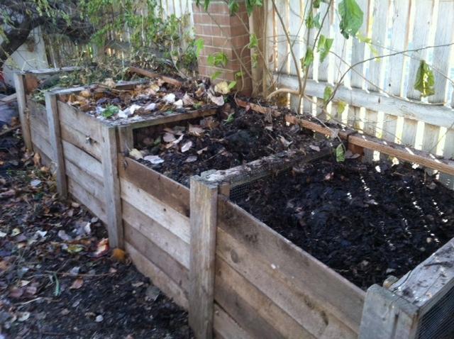 Large Outdoor Compost Bin