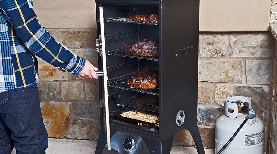 Camp Chef 18 Inch Smoke Vault Propane Box