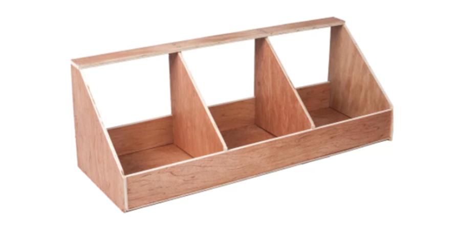 Coburn Triple Nesting Box