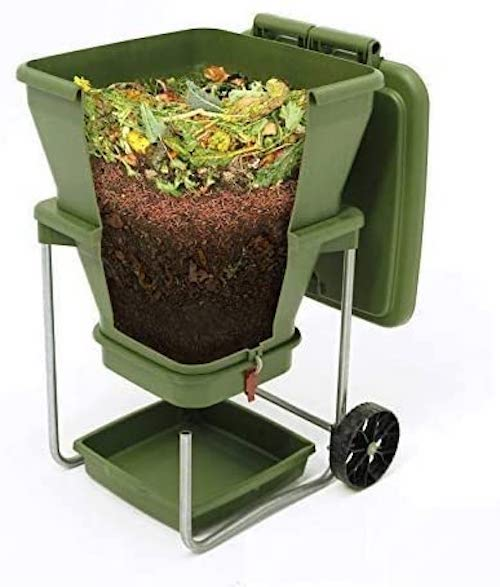Hungry Bin Flow Through Worm Farm - The 5 Best Worm Composters Money Can Buy