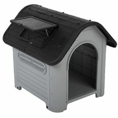 New Plastic Dog Kennel