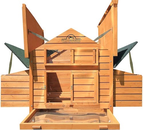Pets Imperial Double Savoy Chicken Coop