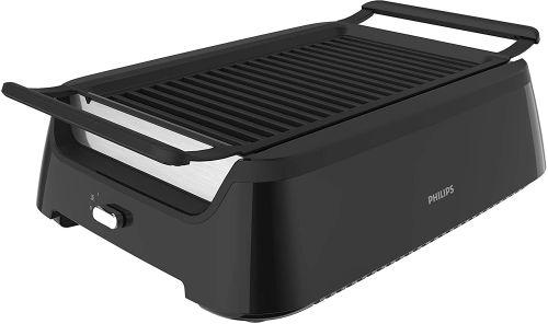 Philips Premium Smokeless Electric Indoor Grill
