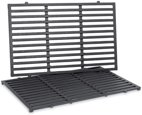 Uniflasy 7524 Cooking Grates for Weber Genesis E and S 300 Series