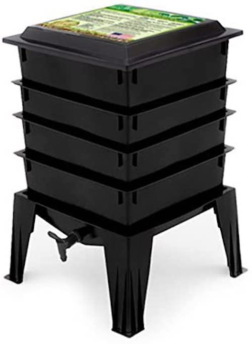 Worm Factory 360 - The 5 Best Worm Composters Money Can Buy