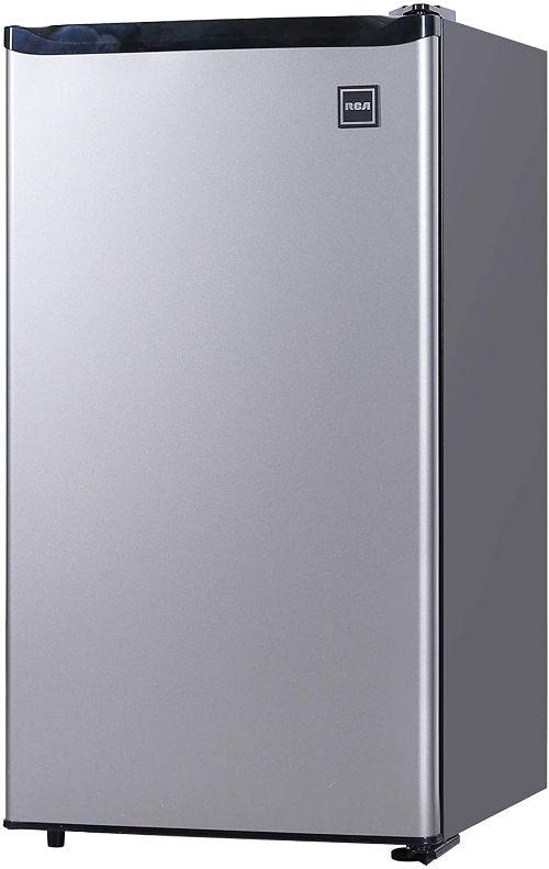 RCA Single Door Mini Fridge with Freezer