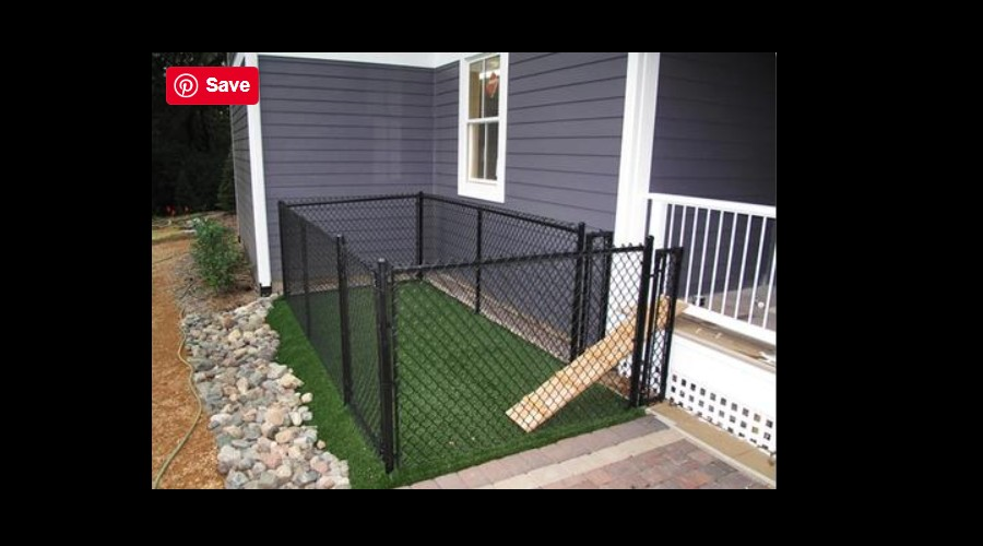 Small Dog Fence