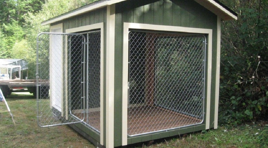 Fence For Large Dogs