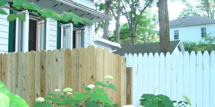 unique- fence