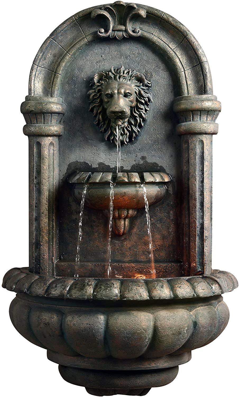 Peaktop - Outdoor Royal Lion Head