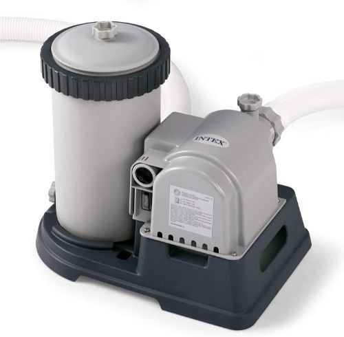 Intex Krystal Clear Cartridge Filter Pump