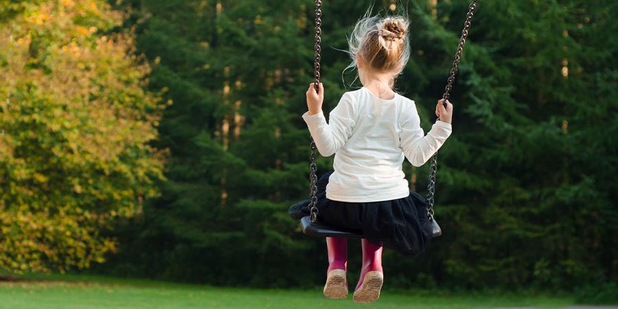 Child On Swing1