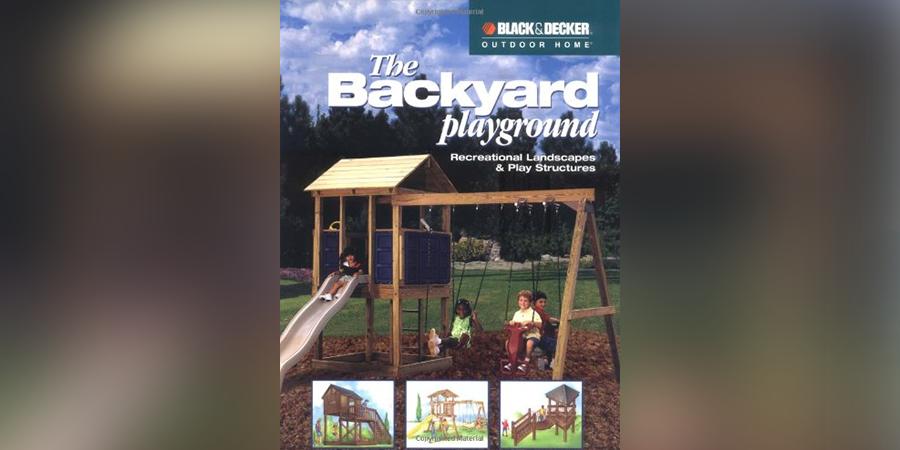 DIY Backyard Playground
