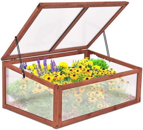 Giantex Garden Portable Cold Frame