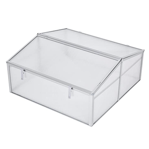 Outsunny 39 Aluminum Vented Cold Frame