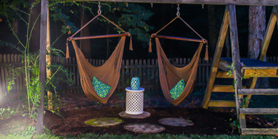 Swing Set for Adults