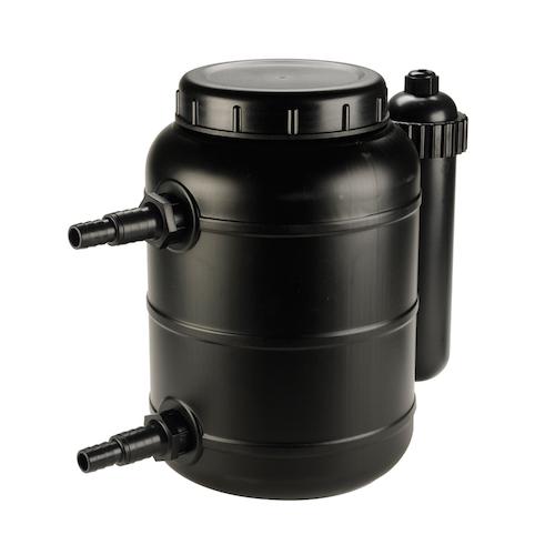 Total Pond Pressurized Pond Filter - Best Pond Filter for Your Backyard Fish Pond
