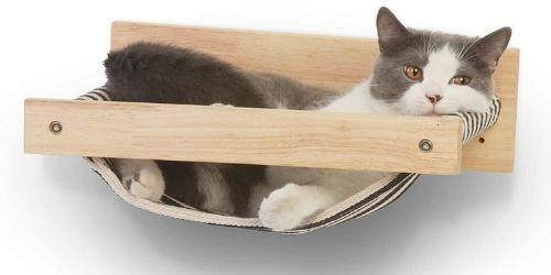 FUKUMARU Wall-Mounted Cat Hammock
