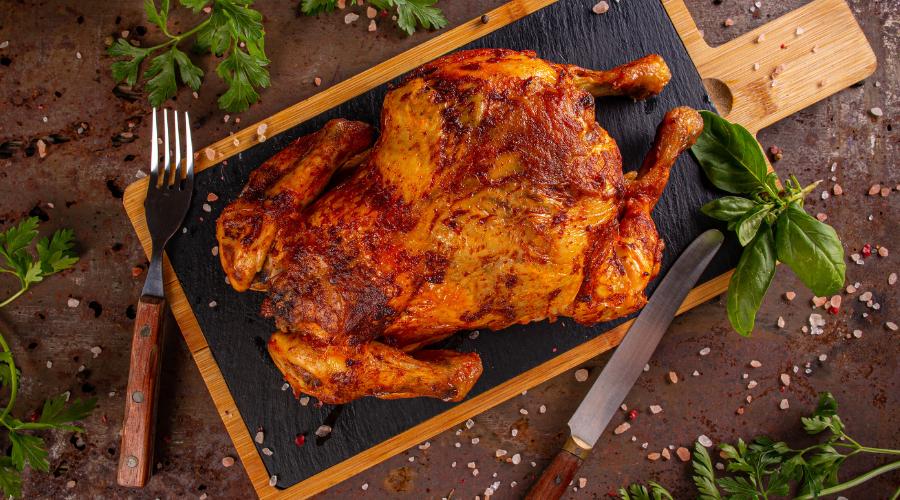 featured rotisserie chicken