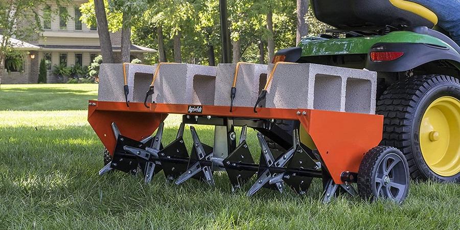 Agri-Fab Tow Plug Lawn Aerator