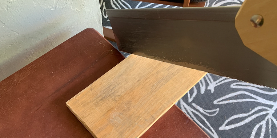 Cutting Decking
