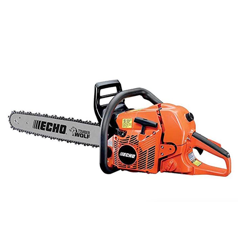 ECHO 20 in. Timber Wolf 59.8 cc Gas Chainsaw