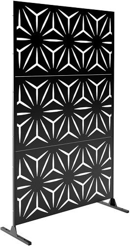 Veradek Star Decorative Outdoor Divider Set