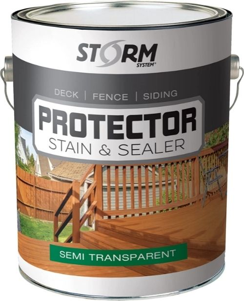 Storm System Protector Stain & Sealer