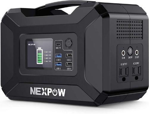 NEXPOW Portable Power Station