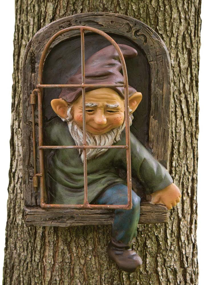 Bits And Pieces Elf Out The Door Tree Hugger