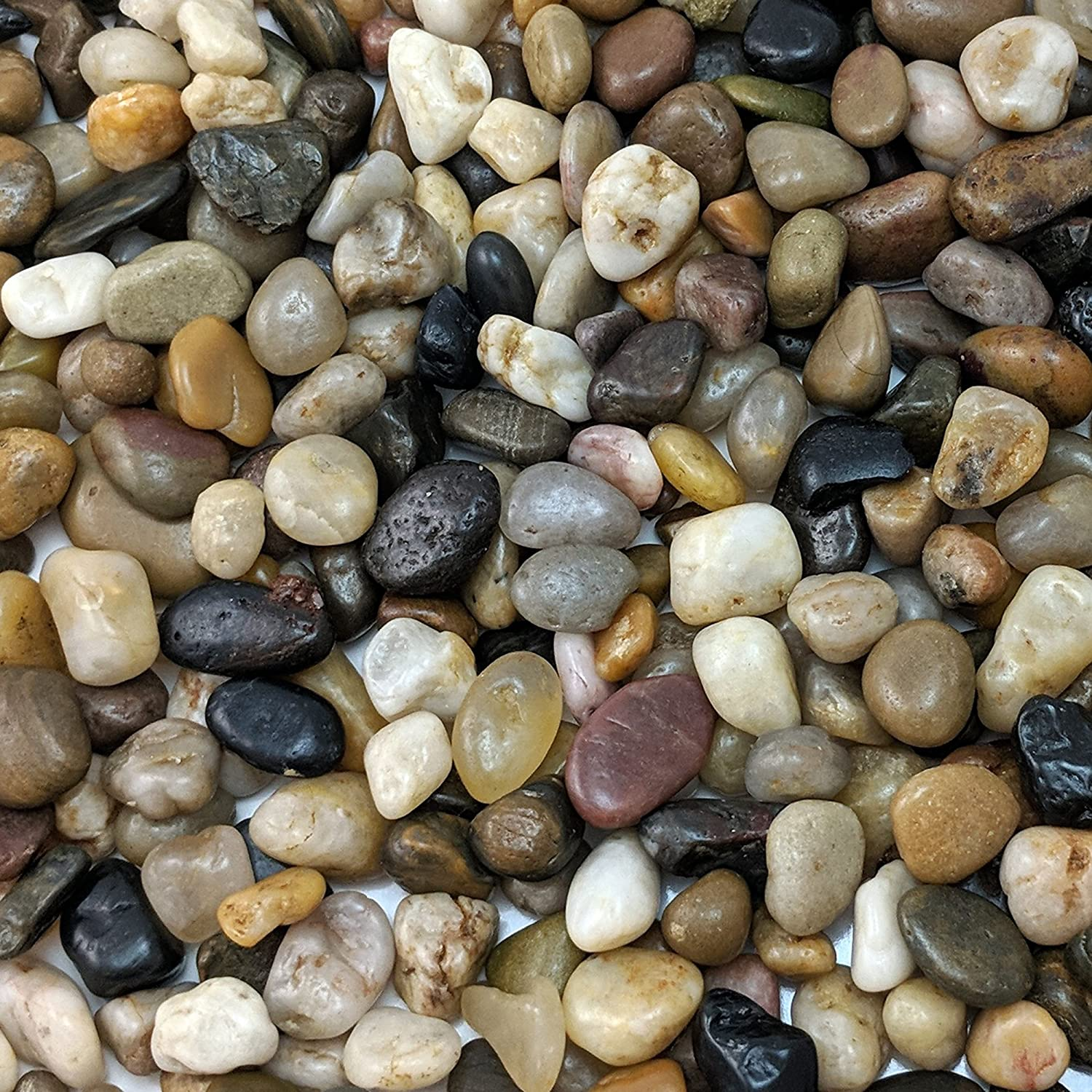 Midwest Hearth Store Polished Mixed Pebbles