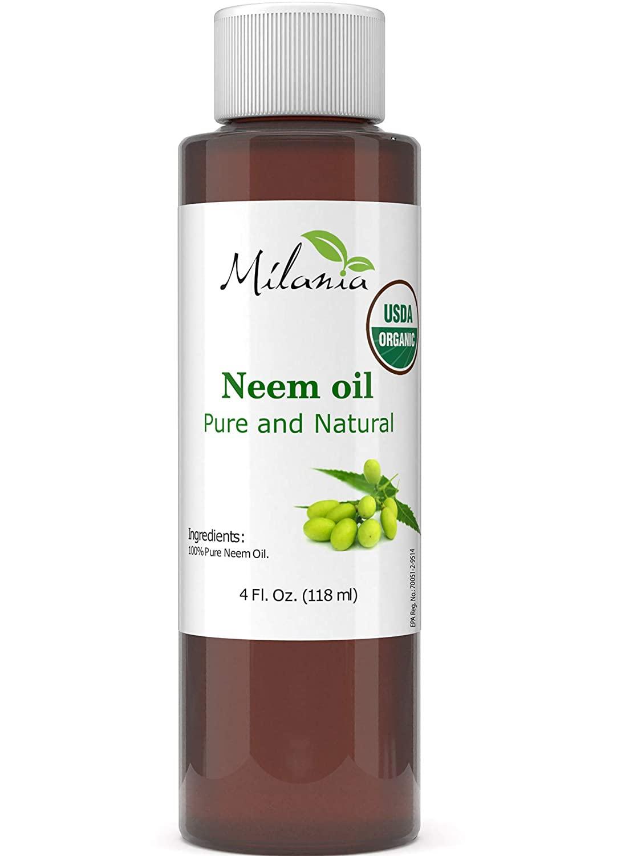 Milania Premium Organic Neem Oil