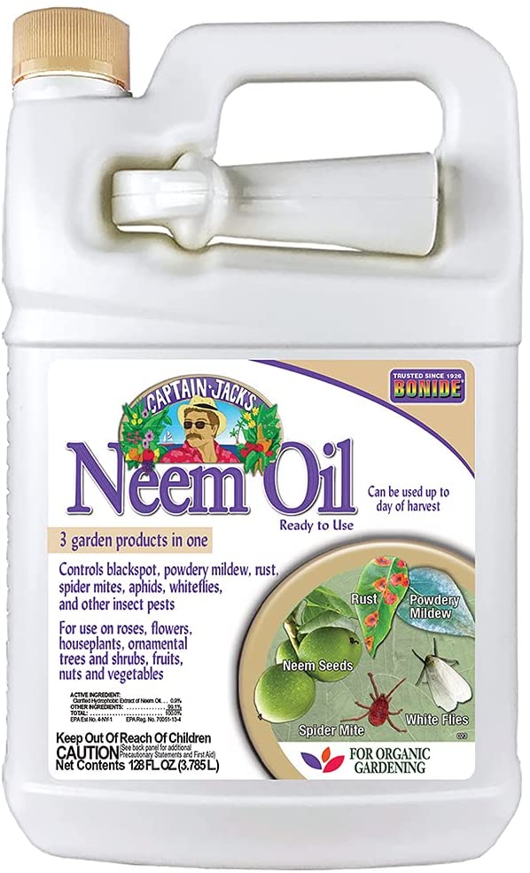 Bonide Neem Oil Insecticide
