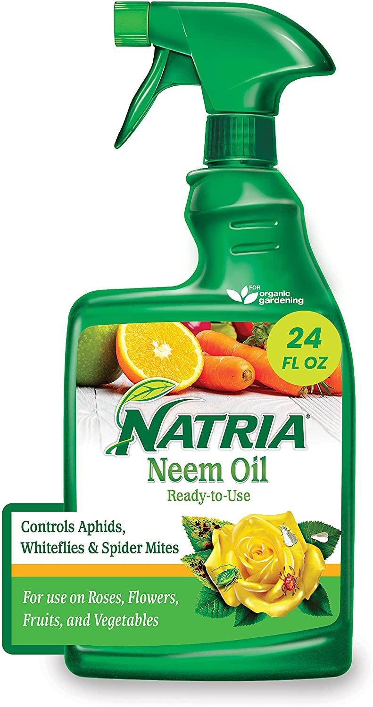 Natria Neem Oil Spray