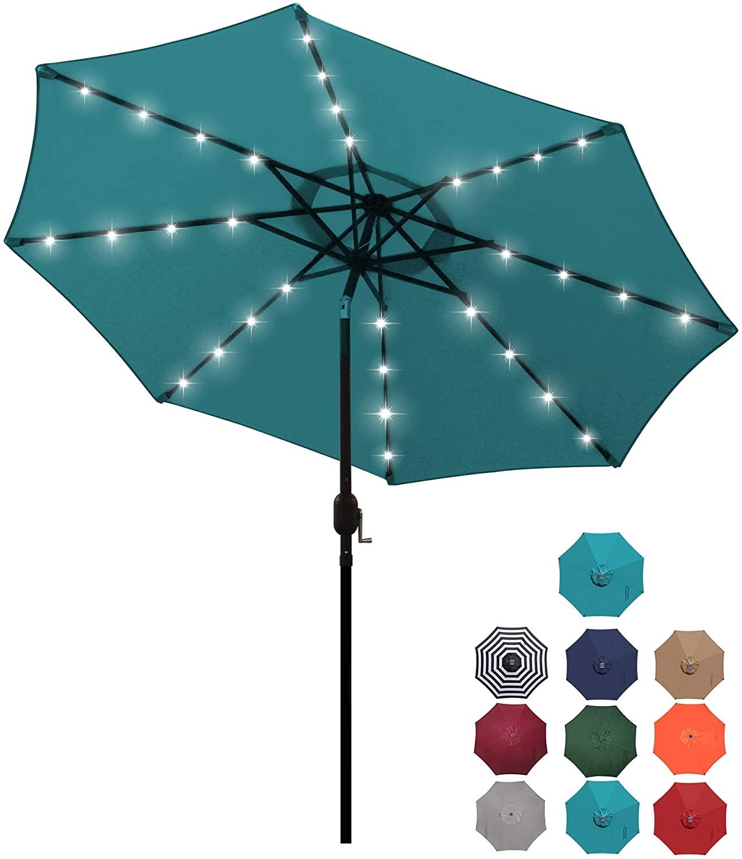 Blissun Solar Umbrella