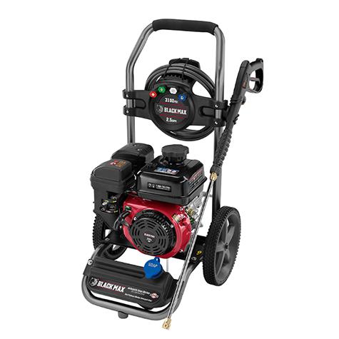 Black Max 3100 PSI Gas Pressure Washer - Best Pressure Washer