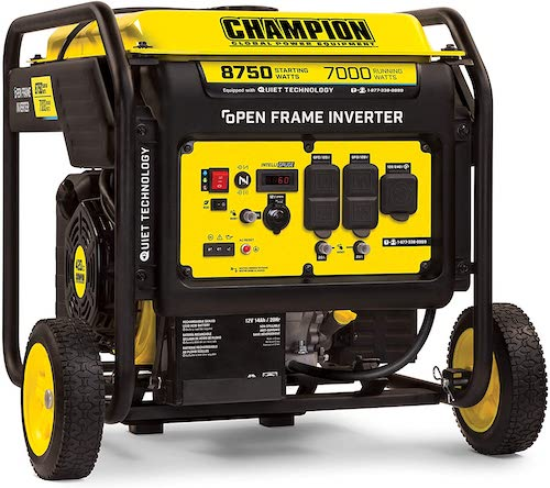 Champion Power Equipment 100520 8750-Watt DH Series Inverter