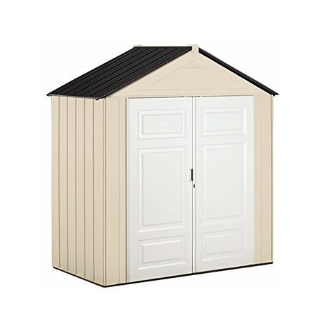 Rubbermaid Weather Resistant Outdoor Garden Storage Shed