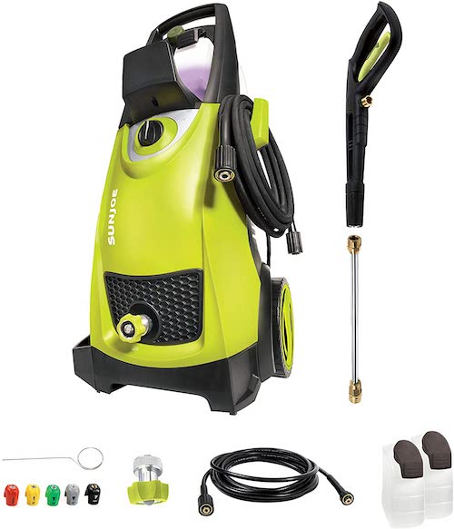 Sun Joe SPX3000 2030 Electric High Pressure Washer