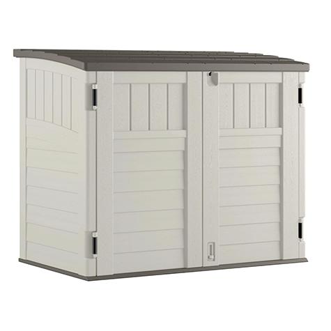Suncast Horizontal Outdoor Storage Shed