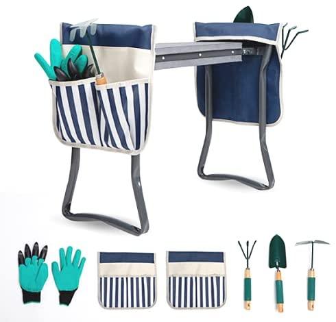 Lyko's Portable Garden Kneeler And Seat