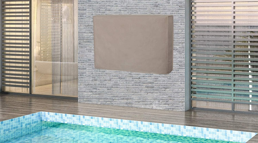 The best outdoor tv cover near swimming pool