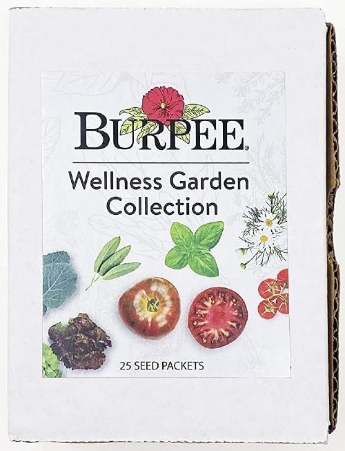 Burpee Wellness Garden Collection