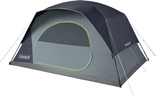 Camping Checklist: What Basics Do I Need For Camping? - Coleman 8 Person Skydome Tent