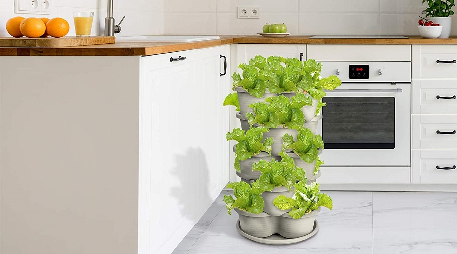 our pick of the best vertical gardening planter