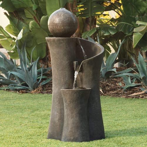 John Timberland Zen Water Fountain