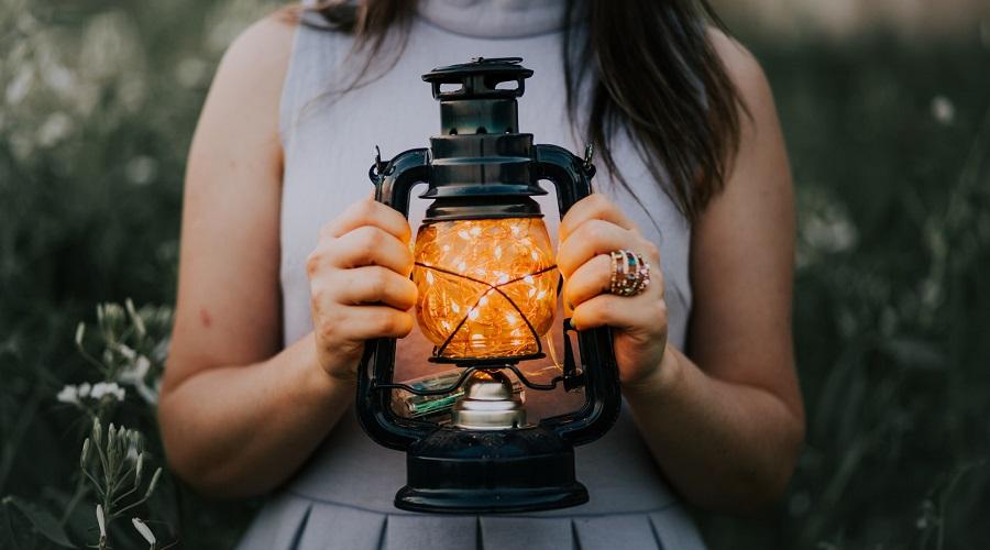 lantern fairy lights