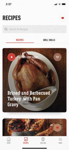Weber grills app